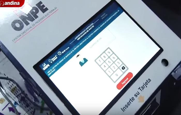 """ONPE demostrará seguridad del voto electrónico con """"ataque cibernético"""""""