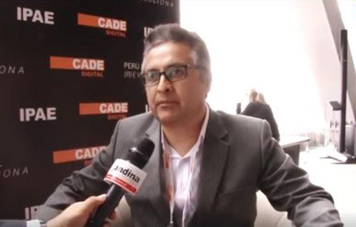 Ernesto cuadros, fundador de Chazki: El Perú necesita más profesionales de Ciencias de la Computación