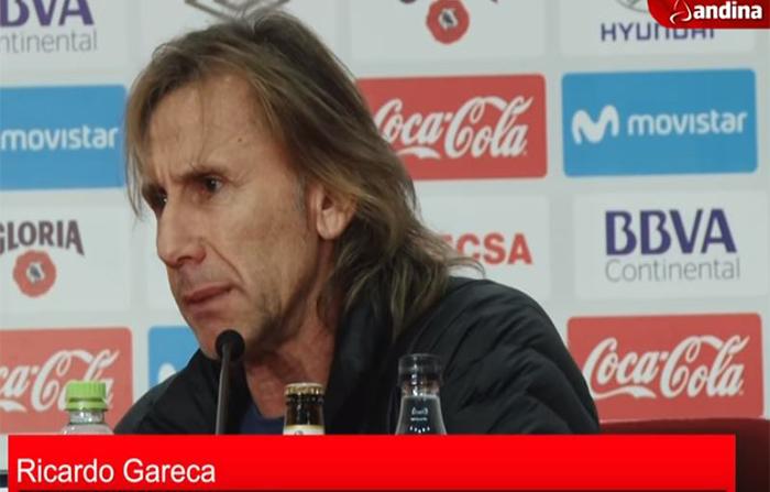 Ricardo Gareca: soy un entrenador libre