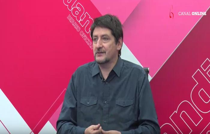 Entrevista a Rafael Dumett, autor de la novela El espía del inca