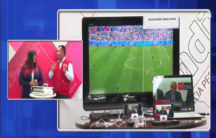 Conoce cómo funciona la televisión digital terrestre