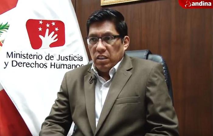 Vicente Zeballos: se debe reimpulsar una auténtica reforma de la justicia