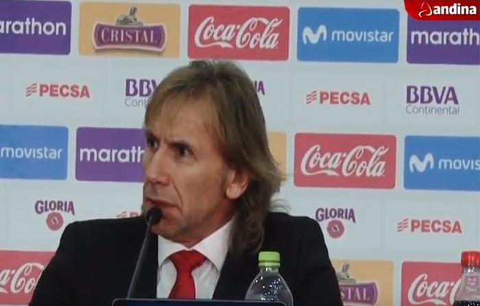 Ricardo Gareca: tenemos muchos desafíos importantes por cumplir