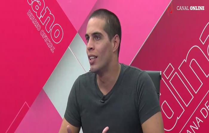 Entrevista al nadador peruano Mauricio Fiol