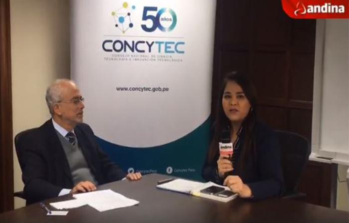 En nuestros #MartesEducativos de la Agencia de Noticias Andina, conoce las becas para ciencia y tecnología que ofrece Concytec