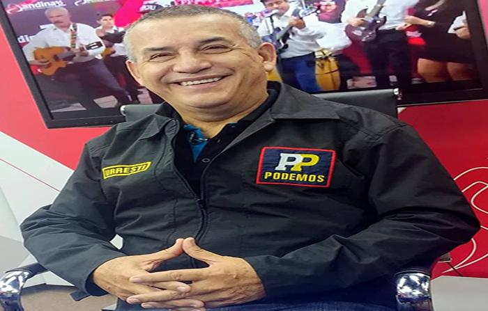 Elecciones 2018, Yo Decido: Daniel Urresti