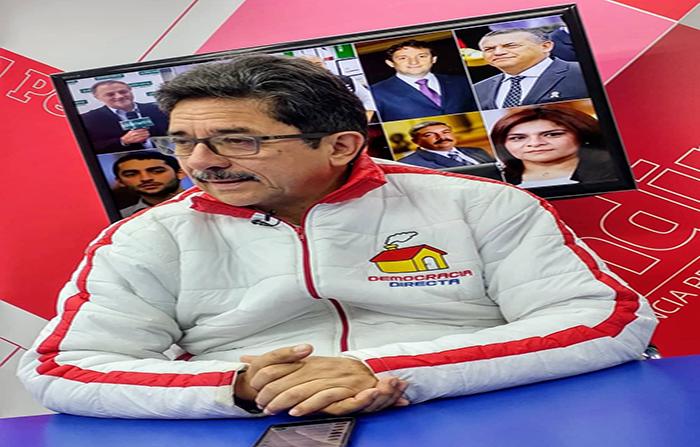 Elecciones 2018, Yo Decido: Enrique Cornejo