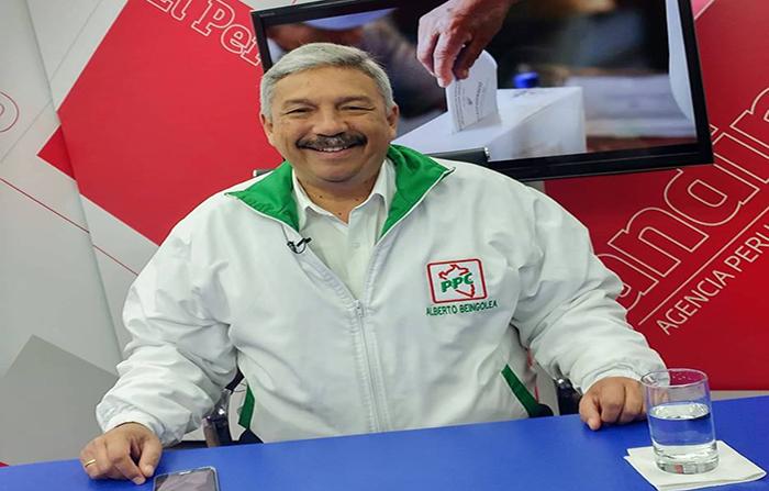 Elecciones 2018, Yo Decido: Alberto Beingolea