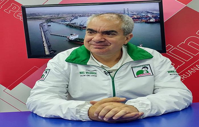 Elecciones 2018, Yo Decido: Manuel Velarde