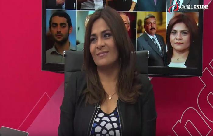 Elecciones 2018, Yo Decido: Esther Capuñay