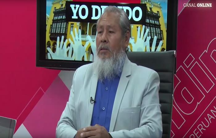 Elecciones 2018, Yo Decido: Pablo Silva Rojas