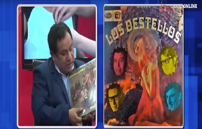 Los 50 años del primer LP de Los Destellos