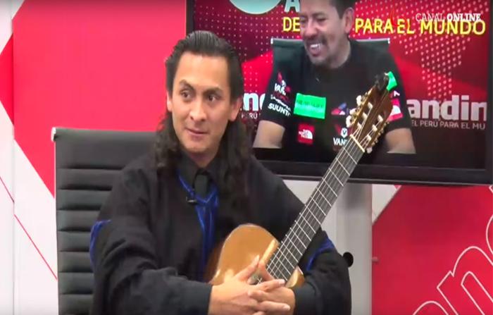 Entrevista al guitarrista Felipe Moreno