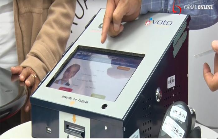 Elecciones 2018-ONPE: aprende cómo usar el voto electrónico