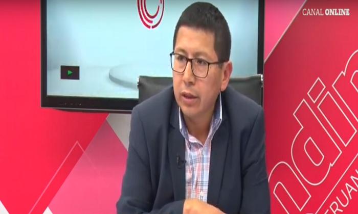 Entrevista al ministro de Transportes y Comunicaciones, Edmer Trujillo