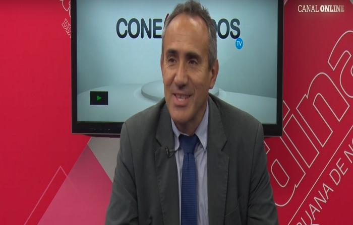 Entrevista al viceministro de Transporte, Carlos Estremadoyro