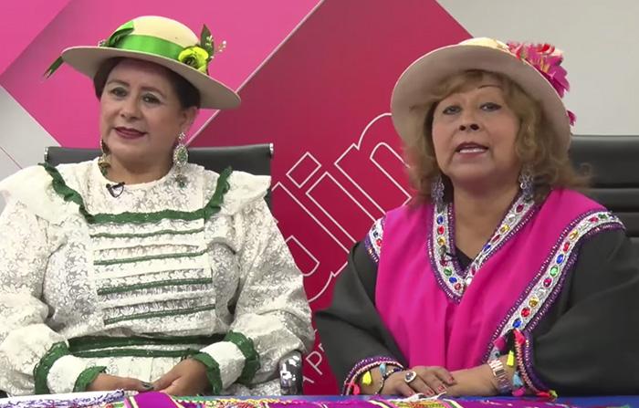 Entrevista a Chinita Cordillerana y Maritza Mesa.