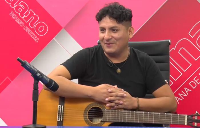 Entrevistas al grupo musical boliviano Savia Andina y Max Castro