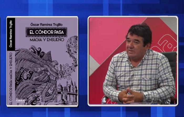 Presentación del libro El Condor Pasa.