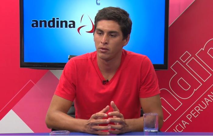 Juegos Panamericanos: Geronimo Haman, deportista de Remo clasificado para Lima 2019.