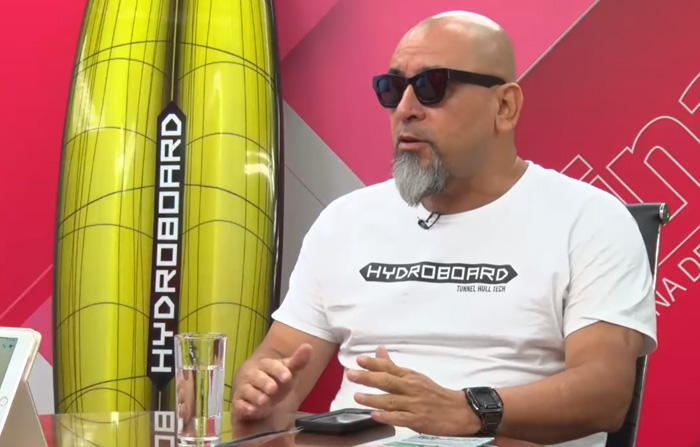Entrevista al tablista peruano Guillermo Gómez Fernández de Paredes