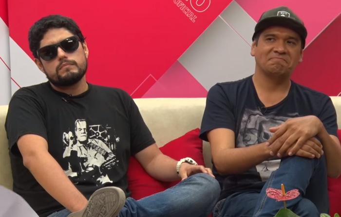 Entrevista a los integrantes de la banda metal KRUDA