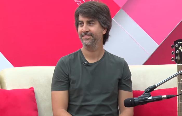 """Entrevista al líder de la banda """"Giorgio y Los Invisibles"""", Giorgio Dellepiane"""
