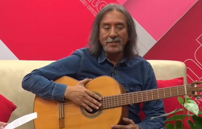 Entrevista al músico y compositor peruano Mike Ortiz