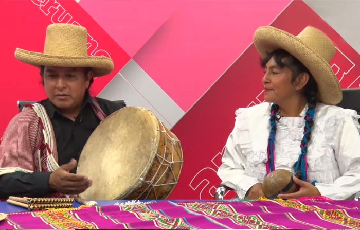 Entrevista al Dúo Cajamarca