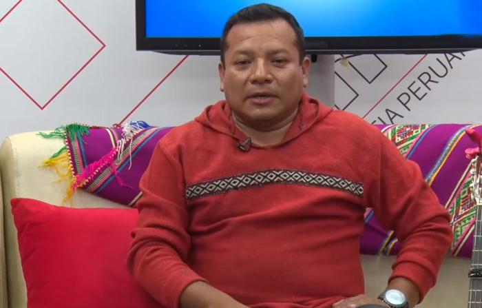 Entrevista a KTARY, intérprete de música andina