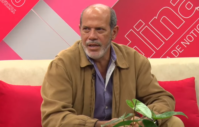 El pintor amazónico Gino Ceccarelli habla sobre su obra
