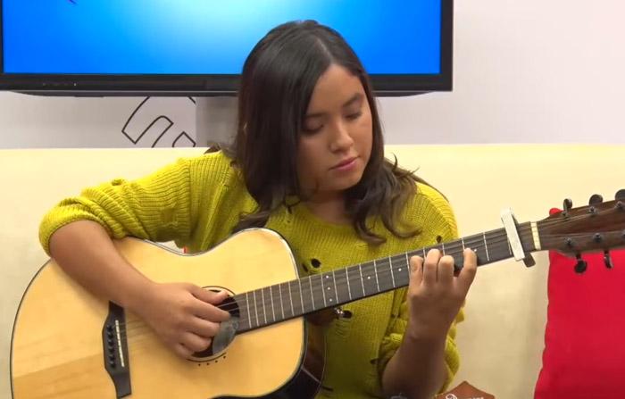 Música en vivo con Daniela Prado y Araceli Poma