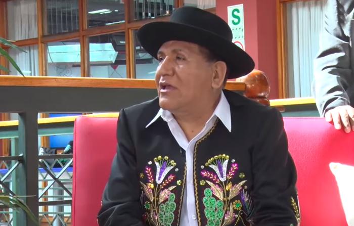 """Nos visita Johnny Del Perú """"El Embajador de los Andes"""""""