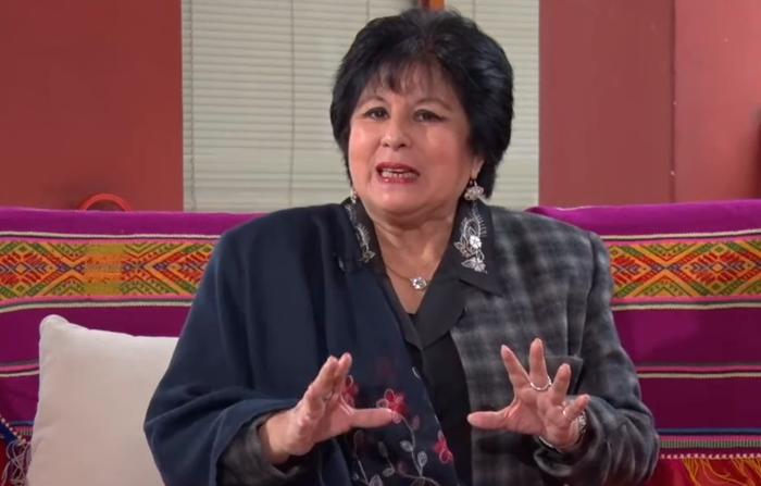Canta el Perú Profundo, con Luz Elena Romero Alvarado