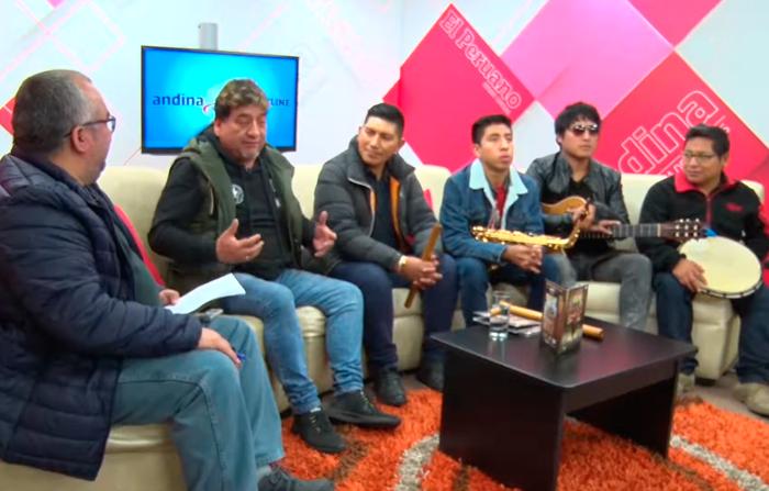 Escucha la música de Pueblo Andino