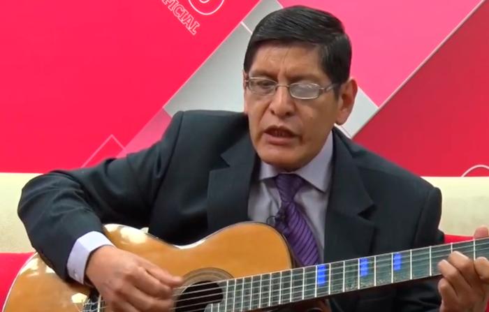 Escucha la música de Oscar Torres, autor y compositor puneño.
