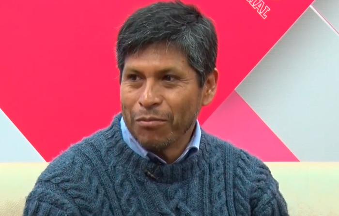 Entrevista a Amiel Cayo, artista plástico y actor profesional