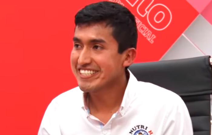 Beneficiario de Beca 18 es semifinalista de iniciativa organizada por History Channel