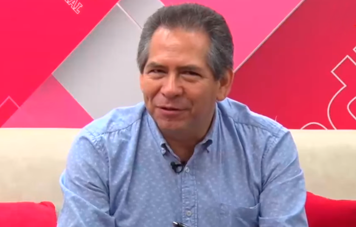 Entrevista al gerente del Central Café & Cacao, Geni Fundes Buleje