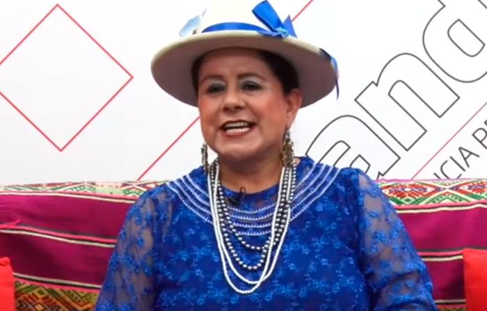 Escucha la música de Marita Meza, intérprete de música andina.