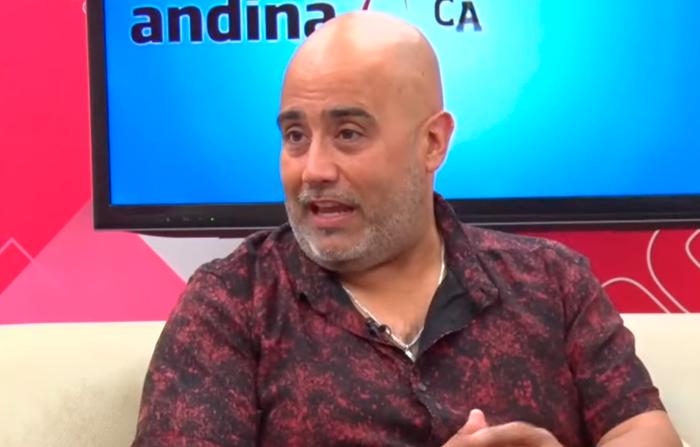 Entrevista al cantante y compositor Marco Romero