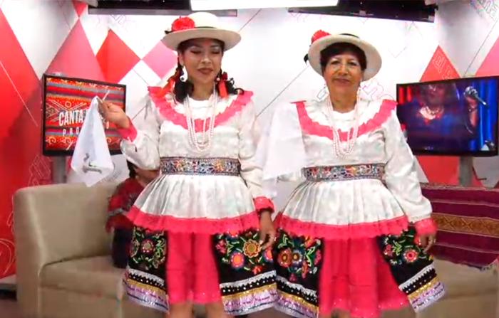 Música folklórica con Las Pallas Rosas de Caliap (Sihuas)