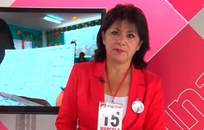Propuestas de Marcela Saldarriaga, Antonio Mezarina, Cecilia García y Carlo Salcedo