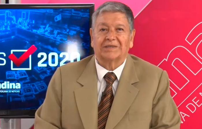 Candidatos al congreso Jaime Huerta, Alberto Beingolea y Wilfer Carlos presentan sus propuestas