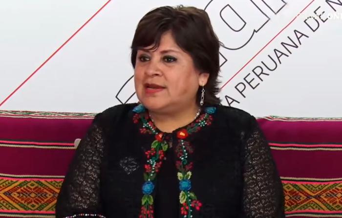 Canta El Perú Profundo: Carmen Gutiérrez intérprete de música andina nos visita