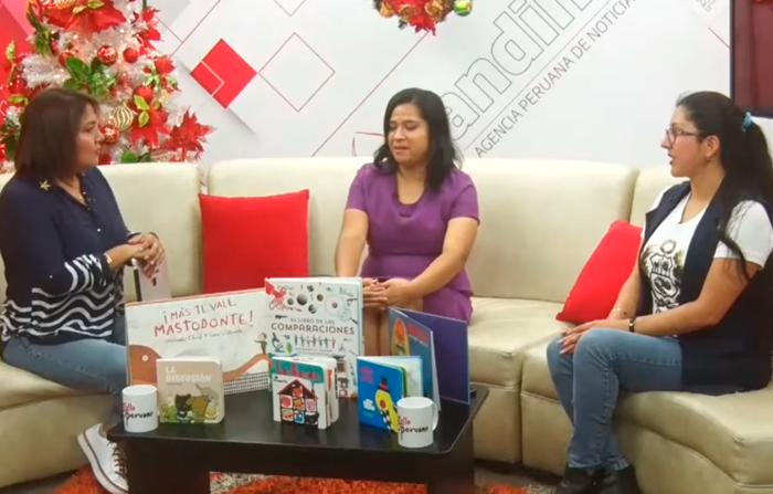 Orgullo Peruano: emprendedoras que fomentan la lectura en niños