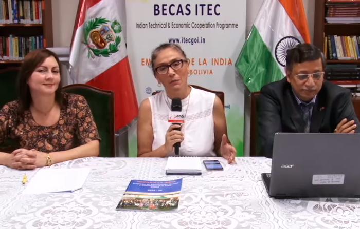 Estudia en la India: convocatoria a estudios en posgrado del ITEC
