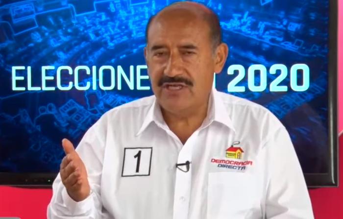 Candidatos de Democracia Directa, Solidaridad Nacional, Avanza País y Frepap presentan propuestas