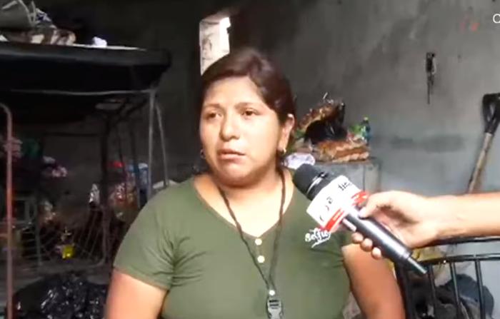Damnificados en Villa El Salvador recibe ayuda en carpas