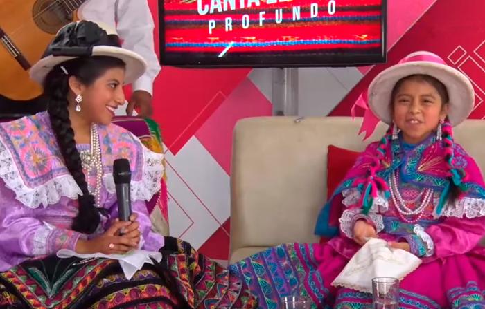 Entrevista a las cantoras Pamela Toro y Angelita Ramos  Canal Online